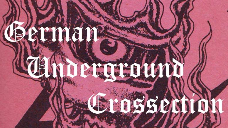 German Underground Crossection No. 5