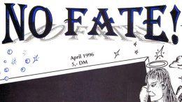No Fate! - April 1996