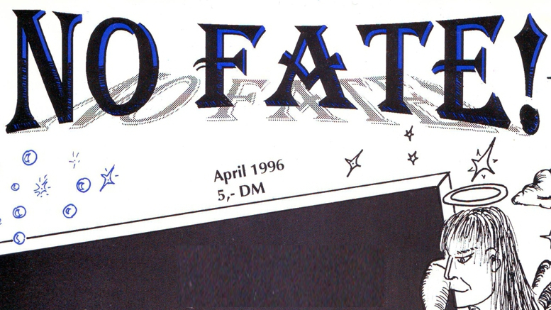 No Fate! - April 1996