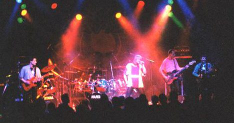Avalanche - Live Zeche Bochum