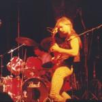 Carsten in Action an seiner Gitarre