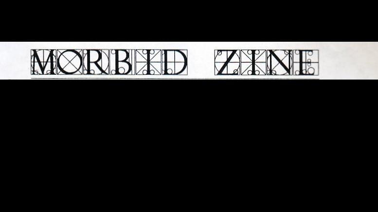 Morbid Zine Ausgabe 1